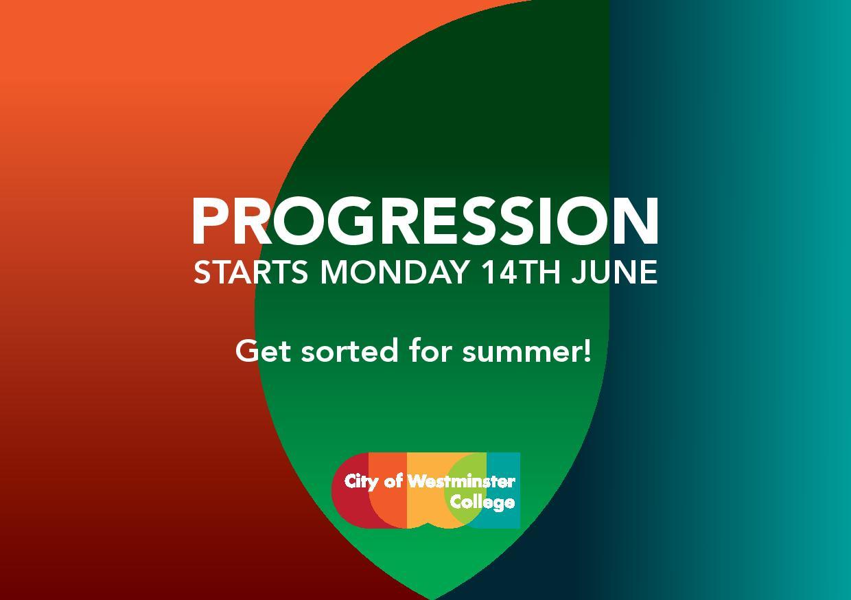 Progression Week artwork