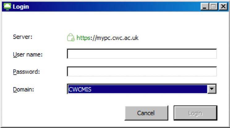 2020-03-17 UCG How to set up VMware Horizon 10