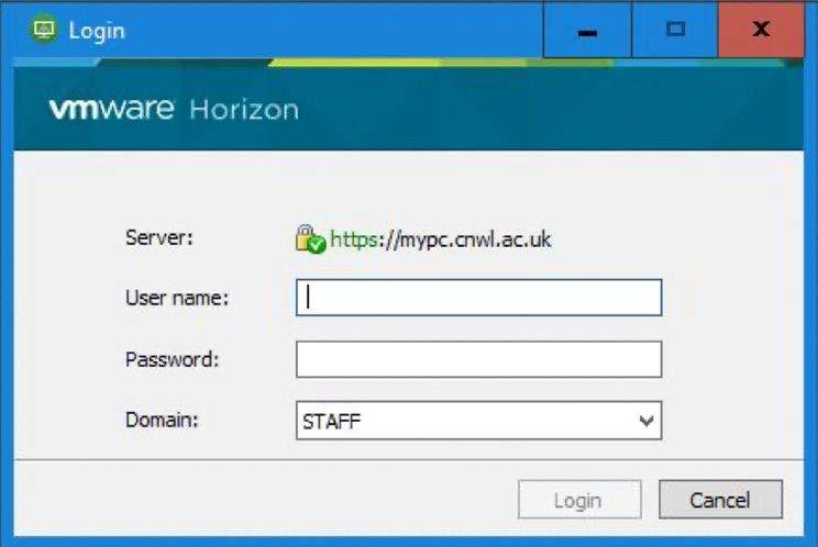 2020-03-17 UCG How to set up VMware Horizon 11