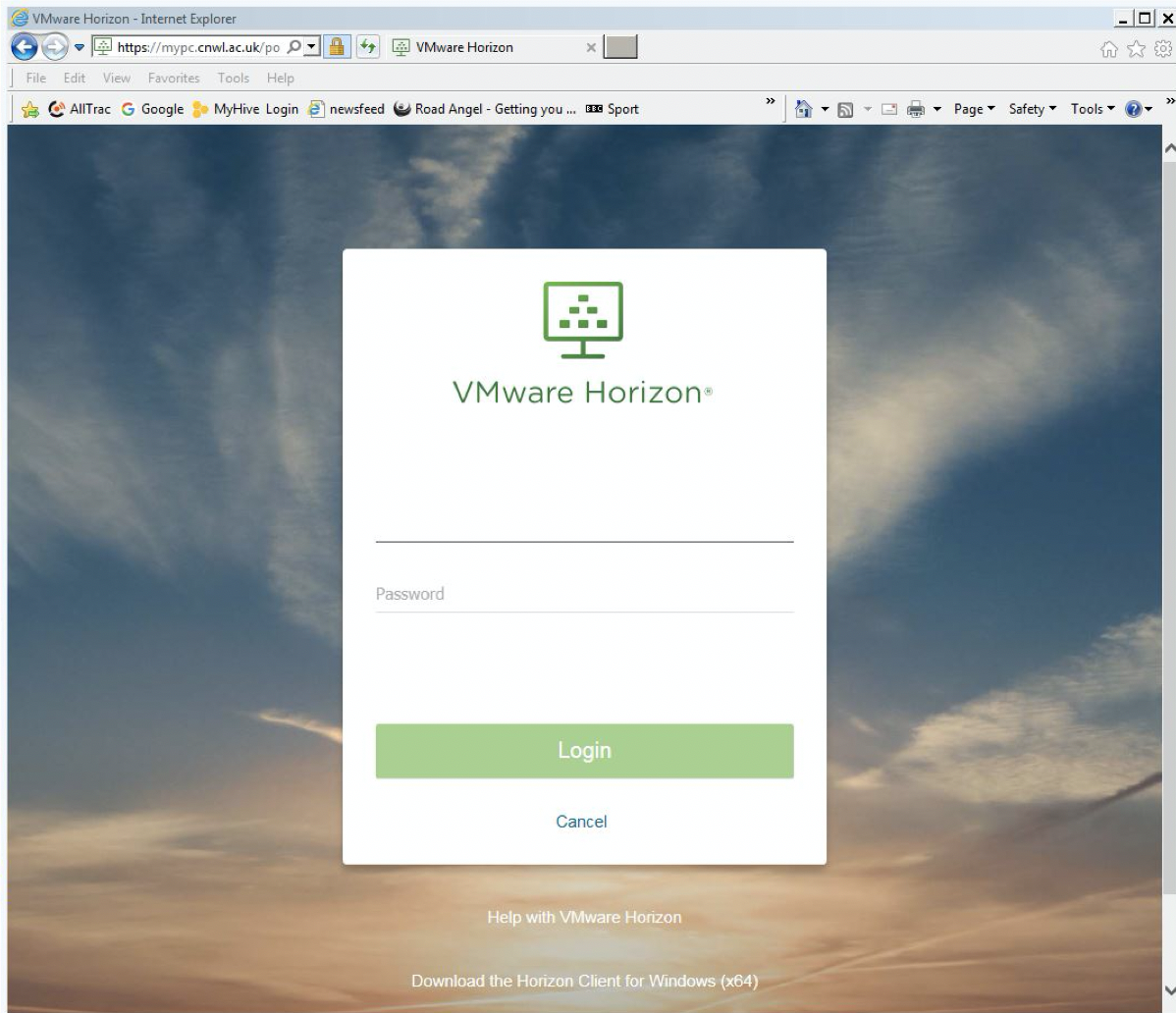 2020-03-17 UCG How to set up VMware Horizon 17