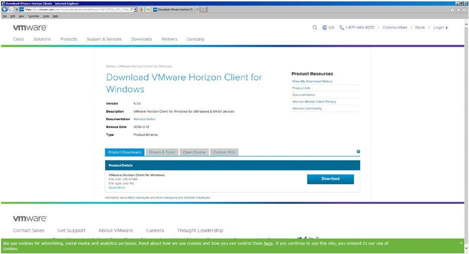 2020-03-17 UCG How to set up VMware Horizon
