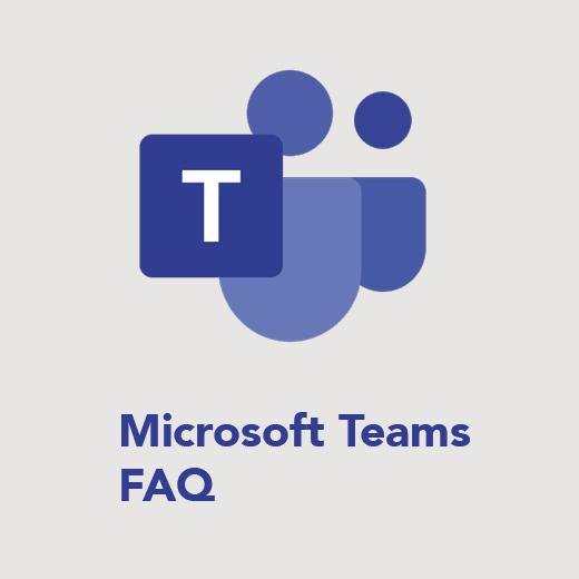 2020-09-28 Microsoft Teams FAQ square