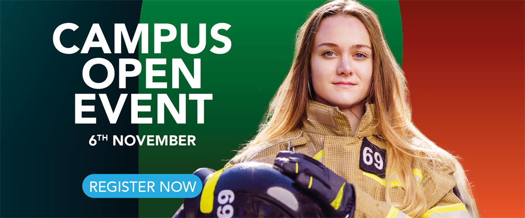 Campus Open Events Banner